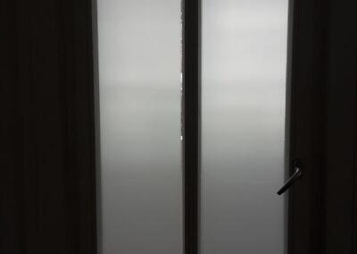 Sichtschutz-Terasse - Gebäudefolie