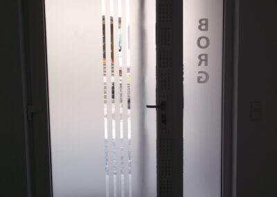 Borg Sichtschutz - Gebäudefolie
