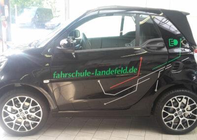 Fahrschule-Landefeld - Grafik&Beschriftung