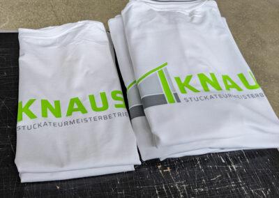 Knaus - Grafik&Beschriftung