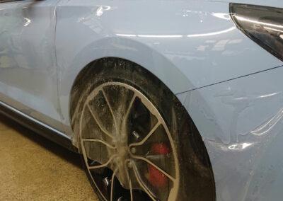 Fahrzeugfront - Lackschutz